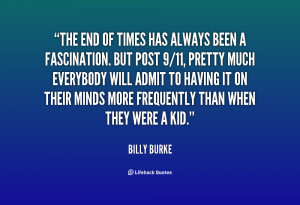 Quotes About End Times