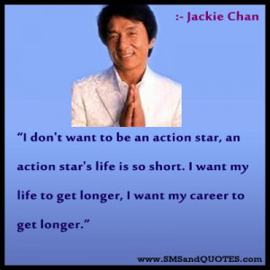Top Quotes Jackie Chan Make...