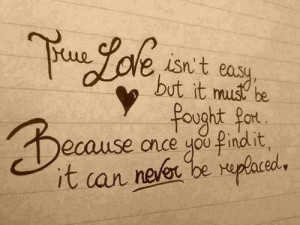Beautiful Quotes About True Love
