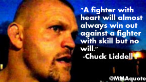 Fight Quotes on Heart