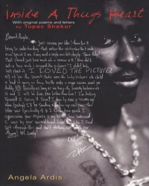 love poems by tupac shakur. by Angela Ardis, Tupac Shakur
