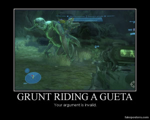 Halo Funny Quotes