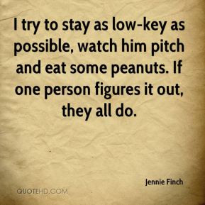 Jennie Finch Top Quotes