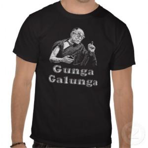 Caddyshack Quotes Gunga Galunga Tees