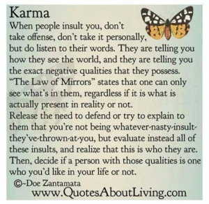 Being true to yourself- This is so true.