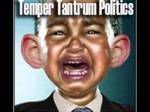 Watch McCain To Obama: Get Over Your Temper Tantrum