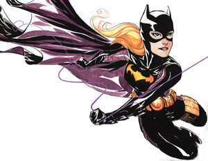 Batgirl - DC Comics - Stephanie Brown - Batman Inc