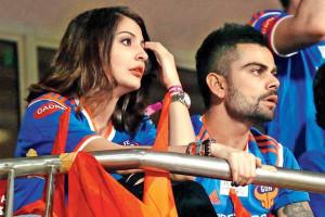 Anushka Sharma-Virat Kohli relationship