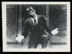 Al Jolson Black Face