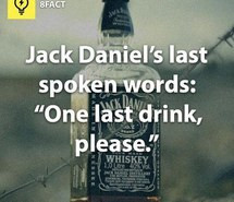 jack daniels, funny, whiskey, drink, Useless