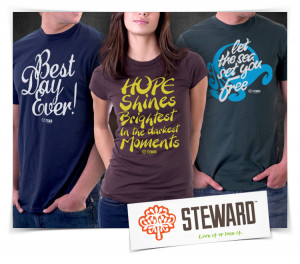 Just Sayings – T-shirts by Steward