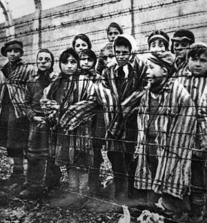 ... - researchers first thought that about 7,000 Nazi camps existed