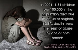 to the national child abuse and neglect data system ncands in 2001 1