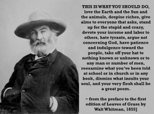 walt whitman quotes #3