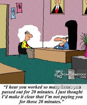 Bad Boss cartoons, Bad Boss cartoon, funny, Bad Boss picture, Bad Boss ...