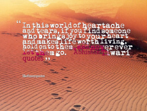 ... November 23rd, 2013 Leave a comment category heart touching quotes
