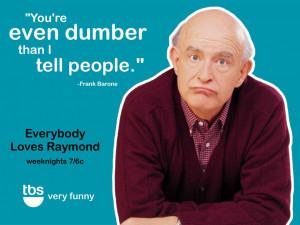 Everybody Loves Raymond Frank