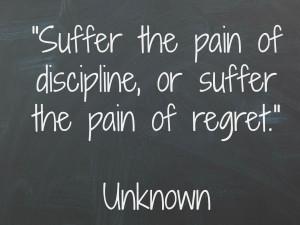 discipline quote Discipline Quotes