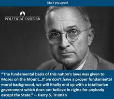 Harry Truman..... More