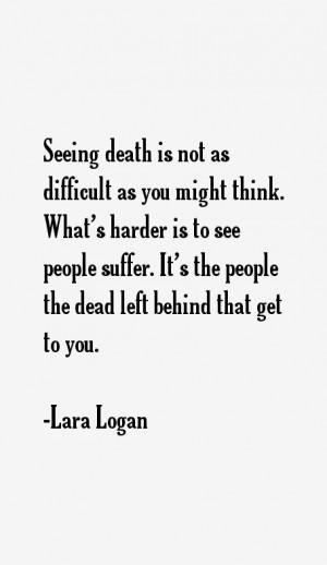 Lara Logan Quotes amp Sayings