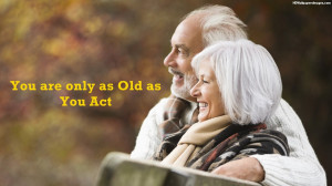 Old Couple Young Age Quotes Images, Pictures, Photos, HD Wallpapers