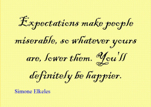 Quote of the Day : Simone Elkeles