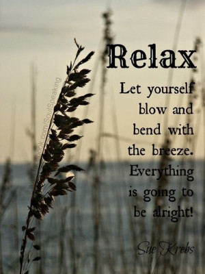 Everything is going to be alright. #breathe #meditation #hope