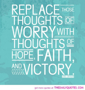 ... -those-thoughts-of-worry-joel-osteen-quotes-sayings-pictures.jpg
