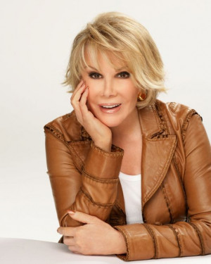 Joan Rivers to perform on Saturday in Hartford