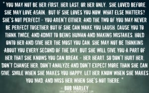 Bob Marley Quotes About Love Tumblr