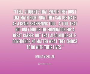 Danica McKellar Math Quotes