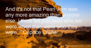 Pearl Jam Quotes