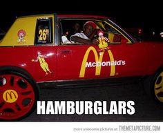 McDonald's Im lovin it!