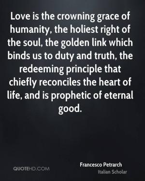 Francesco Petrarch Quotes