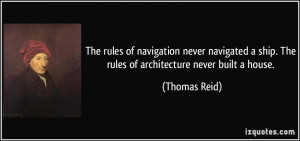 More Thomas Reid Quotes