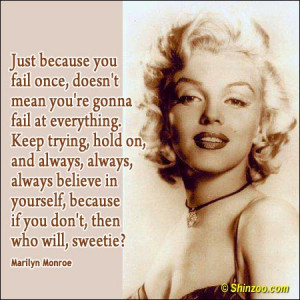 marilyn quotes marilyn monroe quote marilyn monroe inspirational ...