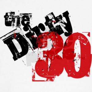 Dirty 30th Birthday Images The dirty 30″ workout!