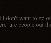 Social Anxiety Quotes Tumblr Picture