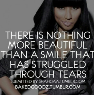 Quote by Nicki Minaj. Strongest woman in the gameLife Quotes, Quotes 3 ...