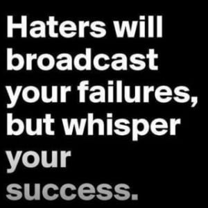 ... Pictures haters quotes quotes about haters haters quotes and sayings