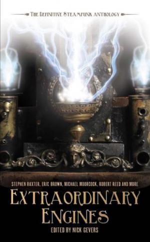 Steampunk Week – Book Review: Steampunk by Ann and Jeff Vandermeer