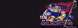 New York Giants Football Nfl 8 Facebook Cover
