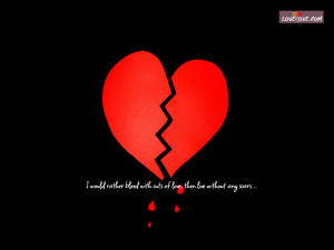 Quotes About Pain And Love Love-is-nothing-but-pain-