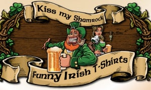 Funny Irish T-shirts - St. Patrick's day shirts For Leprechauns ...