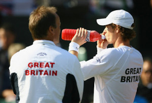 Quote of the Day: Murray on British Davis Cup team