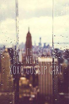 xoxo gossip girl more life quotes big cities new york cities empire ...