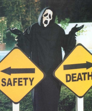 death funny wtf scream scary movie safety