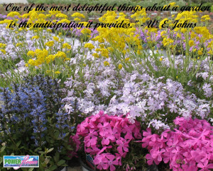 Favorite Garden Quotes at Power Flowers