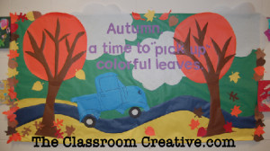 Fall Bulletin Boards Picture