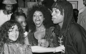 ... of Rick James was wild and crazy, sex, drugs and rock and roll